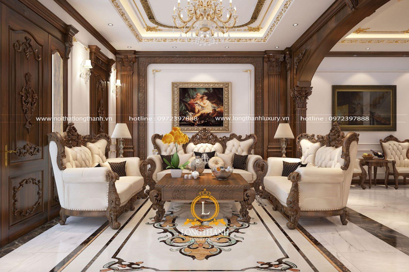 Biệt thự phố được thiết kế nội thất theo nhiều phong cách độc đáo ấn tượng