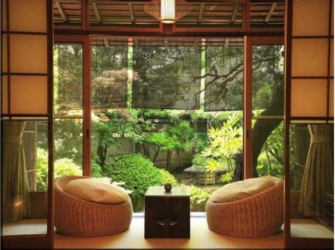 Thiết kế nội thất phong cách Zen thiền có chiều sâu về không gian