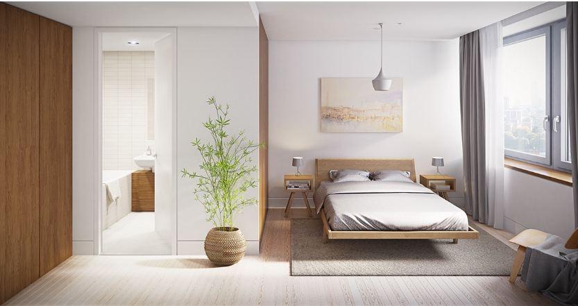 Thiết kế phòng ngủ thân thiện với môi trường