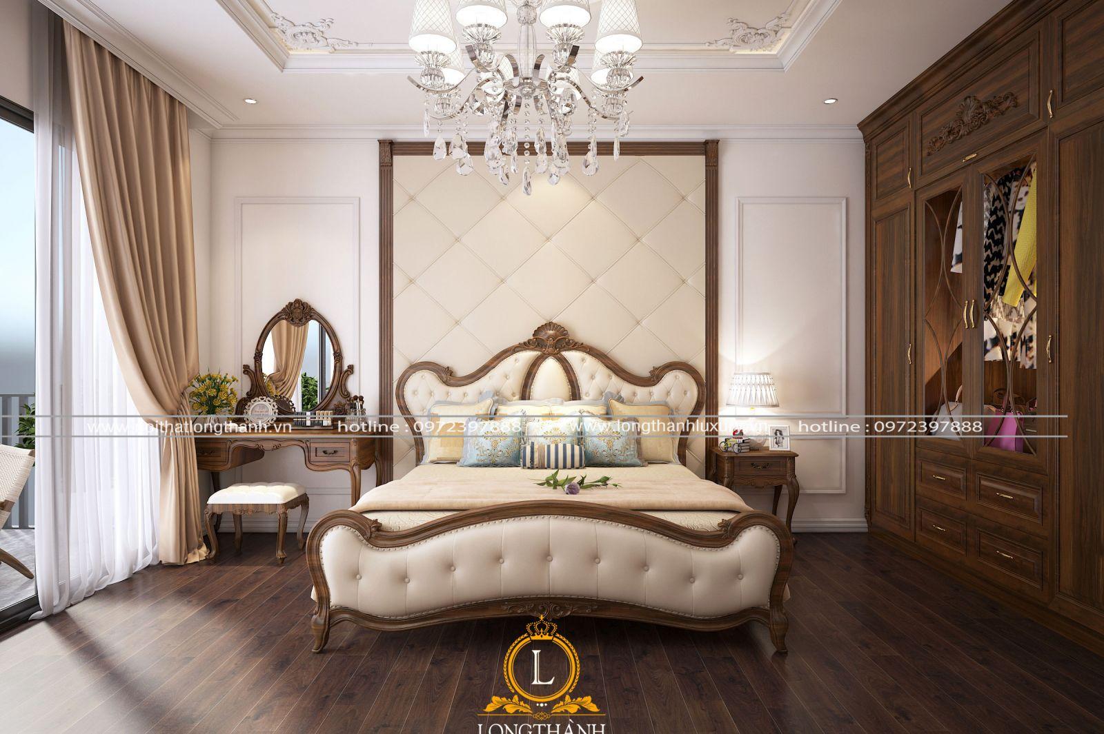 Phòng ngủ đep thiết kế theo nhu cầu