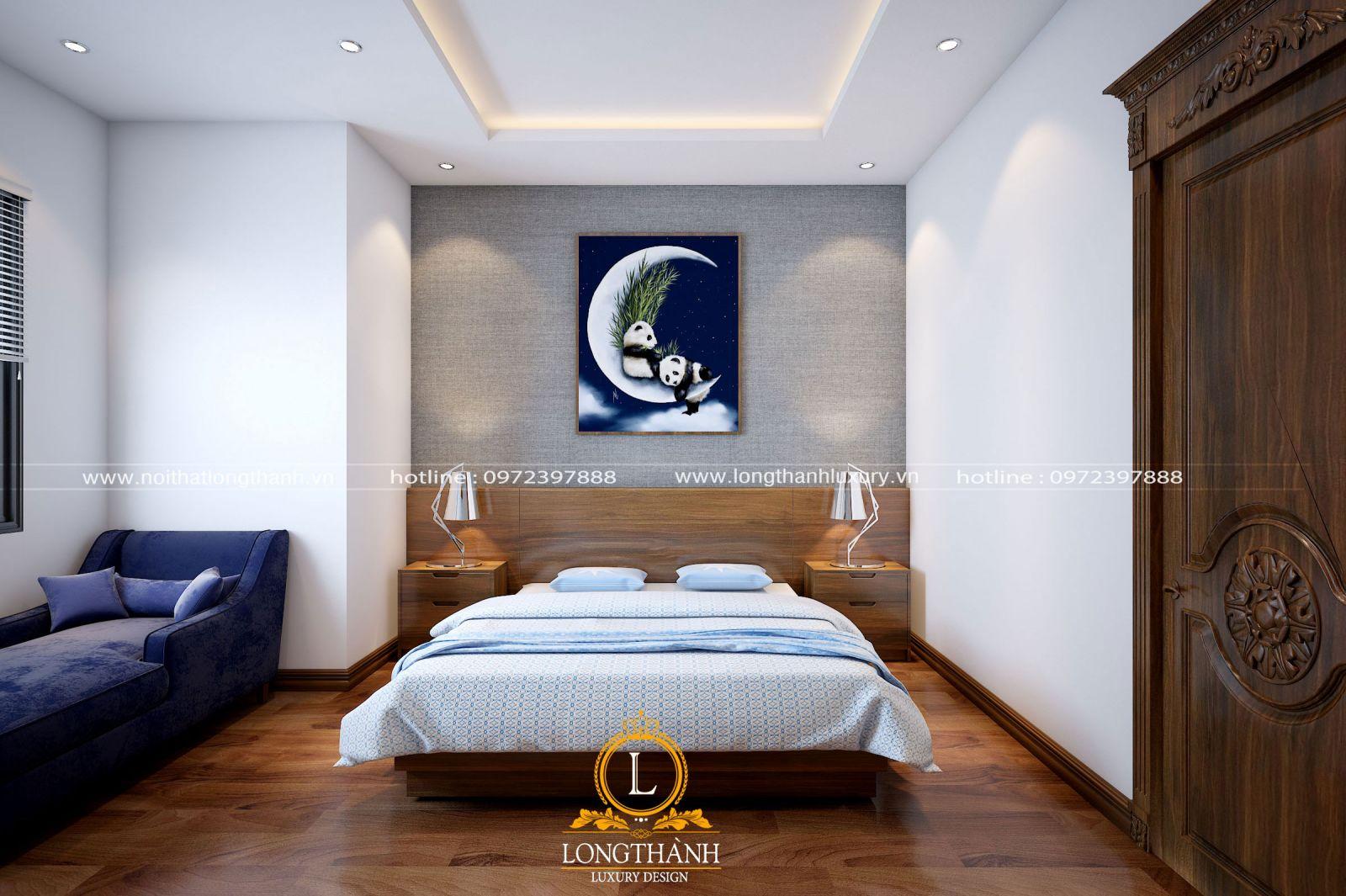 Phòng ngủ hiện đại cho trẻ nhỏ