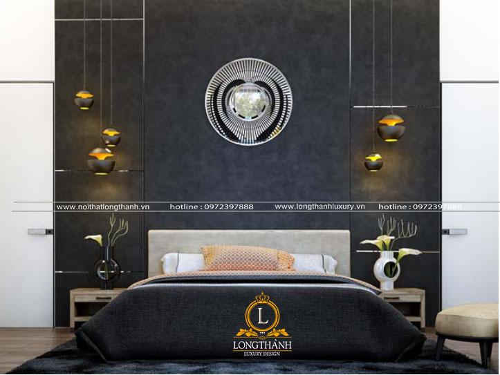 Phòng ngủ hiện đại thiết kế trẻ trung