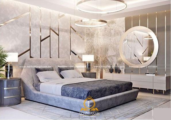 Phòng ngủ hiện đại và cao cấp