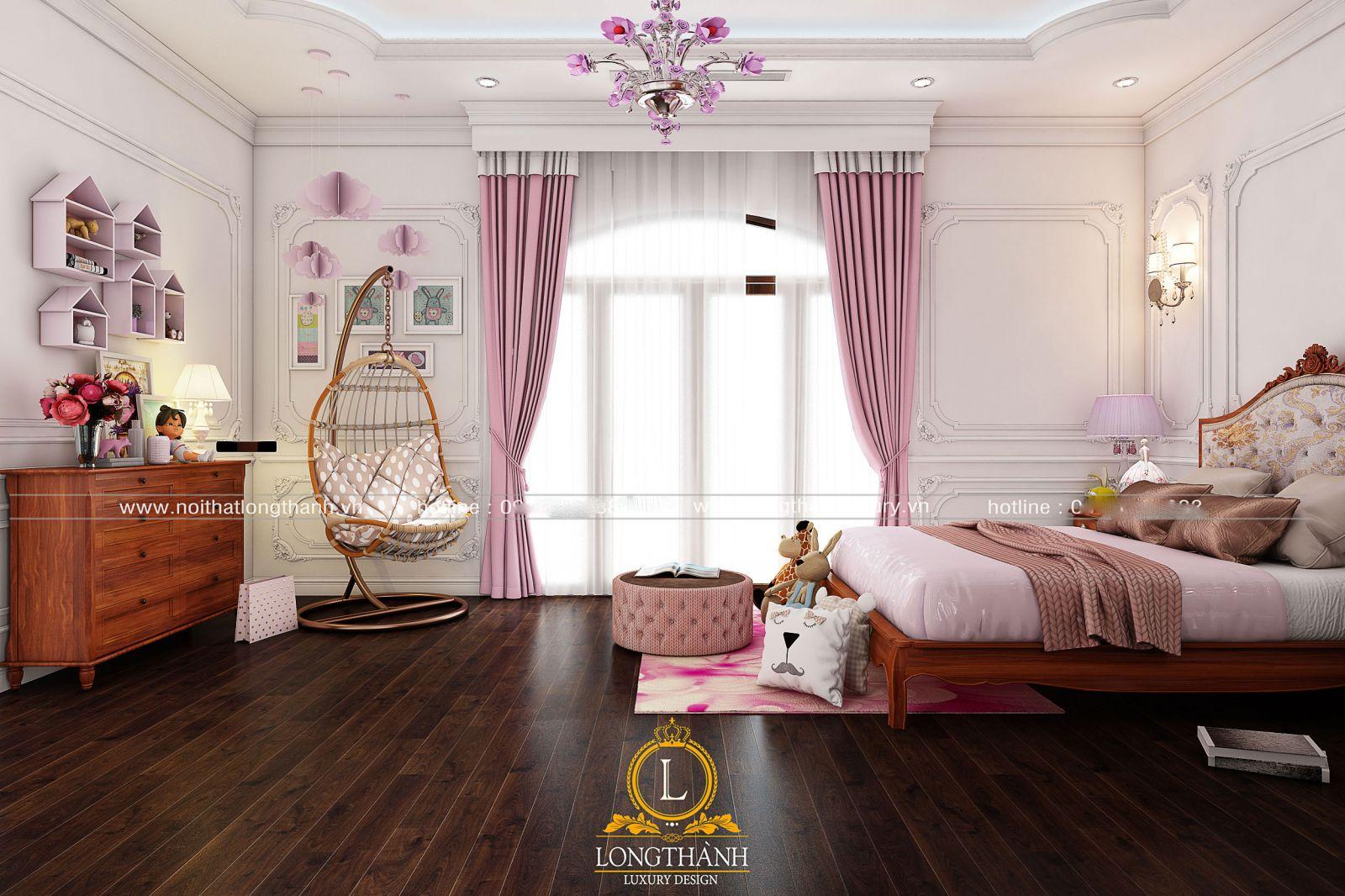 Cách phối màu cho phòng ngủ hiện đại - Đẹp và tinh tế, tự nhiên