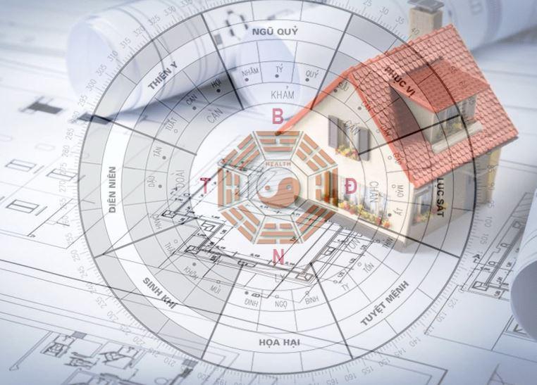 Phong thủy và kiến trúc