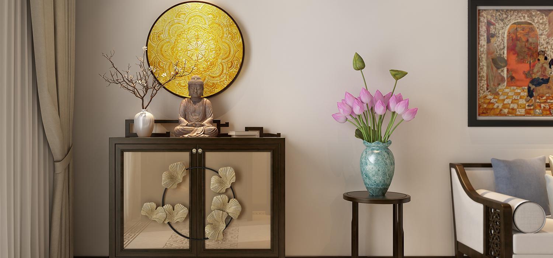 Phù điêu, tượng trò truyền thống Việt Nam được sử dụng trong phong cách Đông Dương