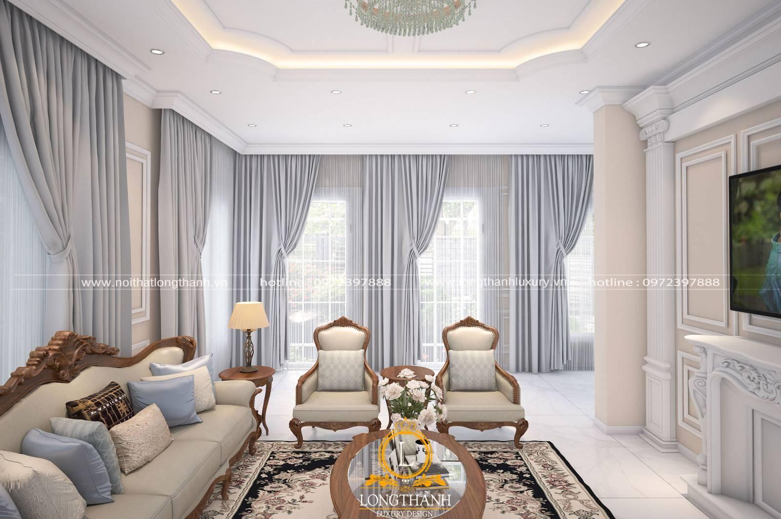 Sản phầm sofa chữ L ngày càng được sử dụng nhiều trong các gia đình