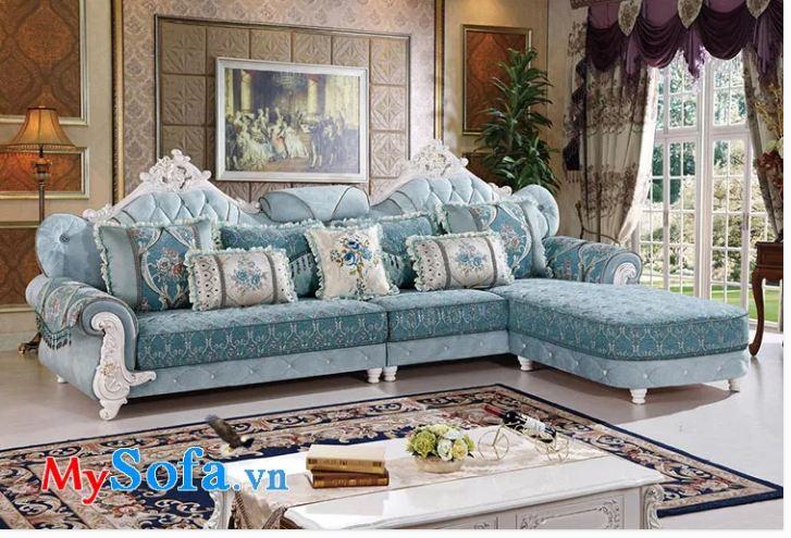 Siêu thị sofa tân cổ điển tại mysofa