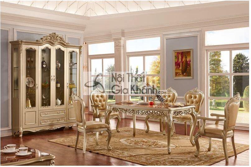 Siêu thị sofa tân cổ điển tại Nội thất Gia Khánh