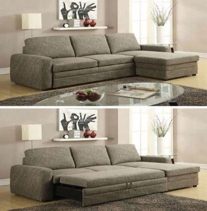 Lựa chọn sofa giường phù hợp sẽ làm cho không gian trở nên hài hòa