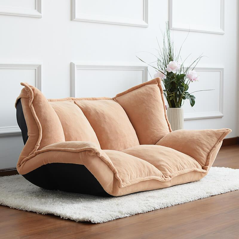 Sofa bệt là chiếc sofa tiếp xúc trực tiếp với sàn