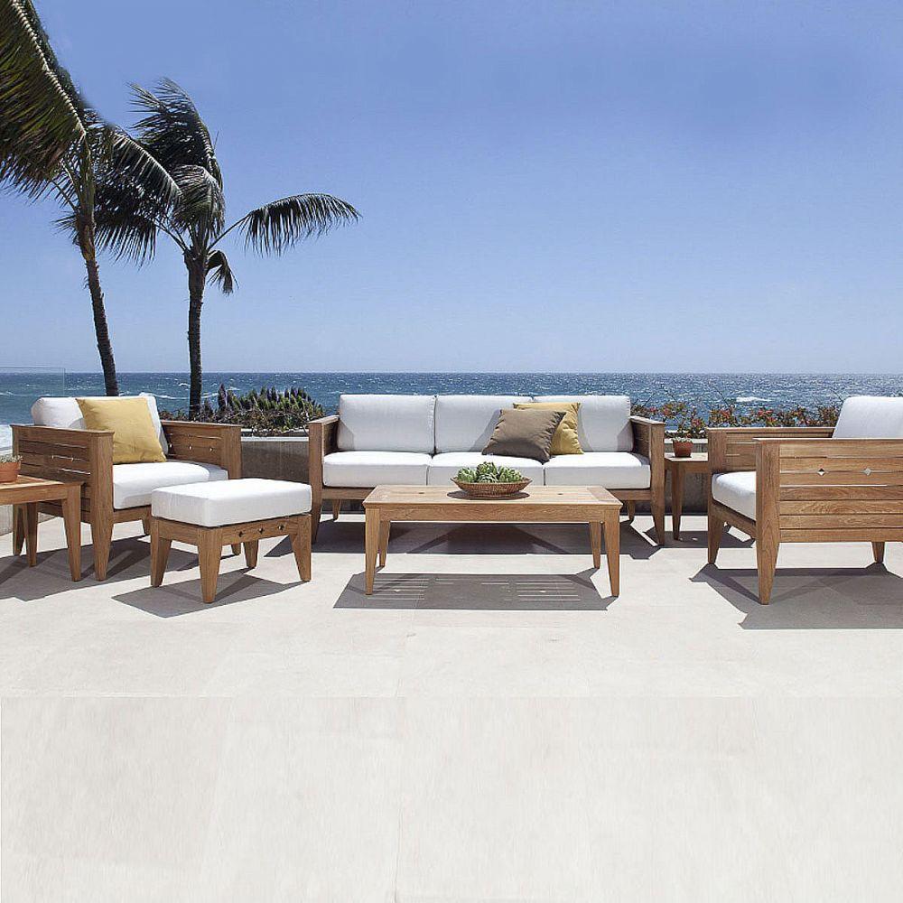 Thiết kế sofa ngoài trời cho khu du lịch nghỉ dưỡng hiện nay