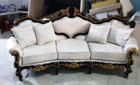 Sofa tan co dien re