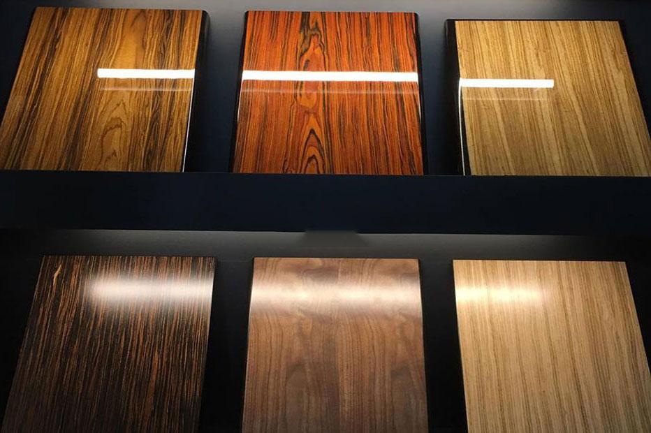 Các loạimàu sơn PU đẹp cho gỗ
