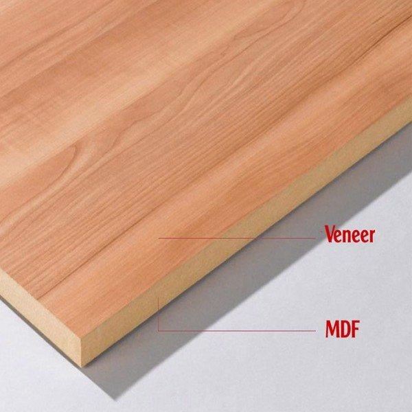 Tấm gỗ veneer mang đến giá trị thẩm mỹ cho sản phẩm