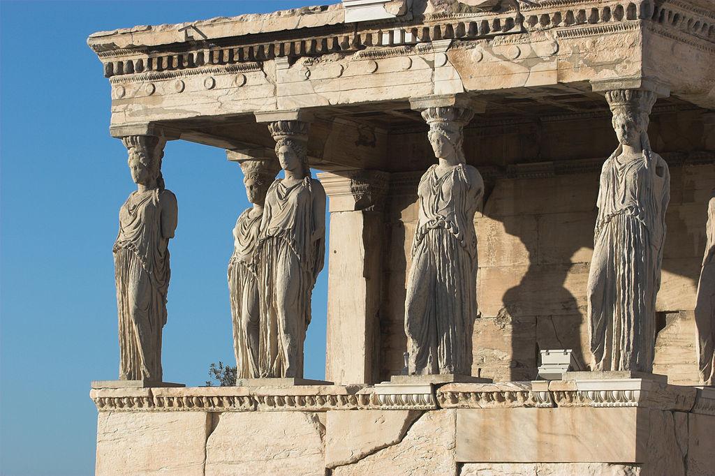 Thiết kế cổ điển lấy cảm hứng từ kiến trúc Hy Lạp