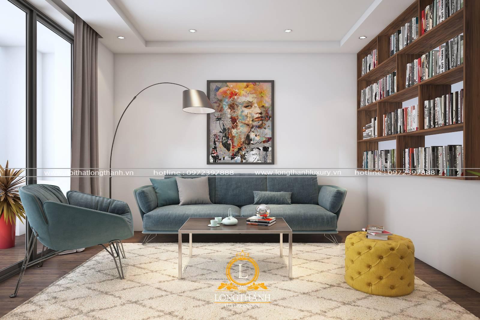 Thiết kế nội thất cho không gian nhà ống đơn giản mà tối ưu công năng