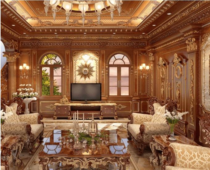 Thiết kế nội thất cổ điển thường lâu và tốn kém nhiều chi phí