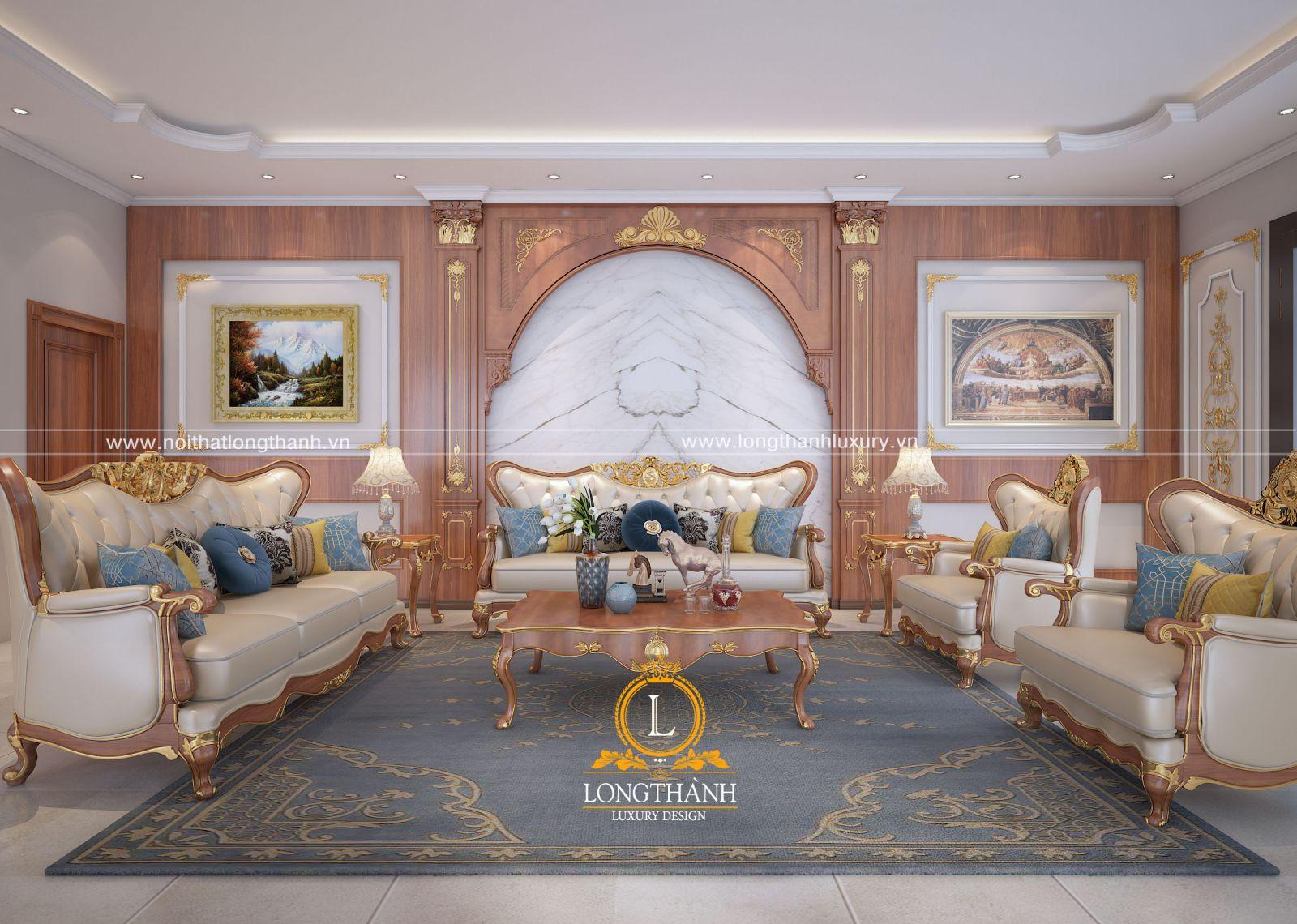 Thiết kế nội thất dựa vào tổng thể của ngôi nhà