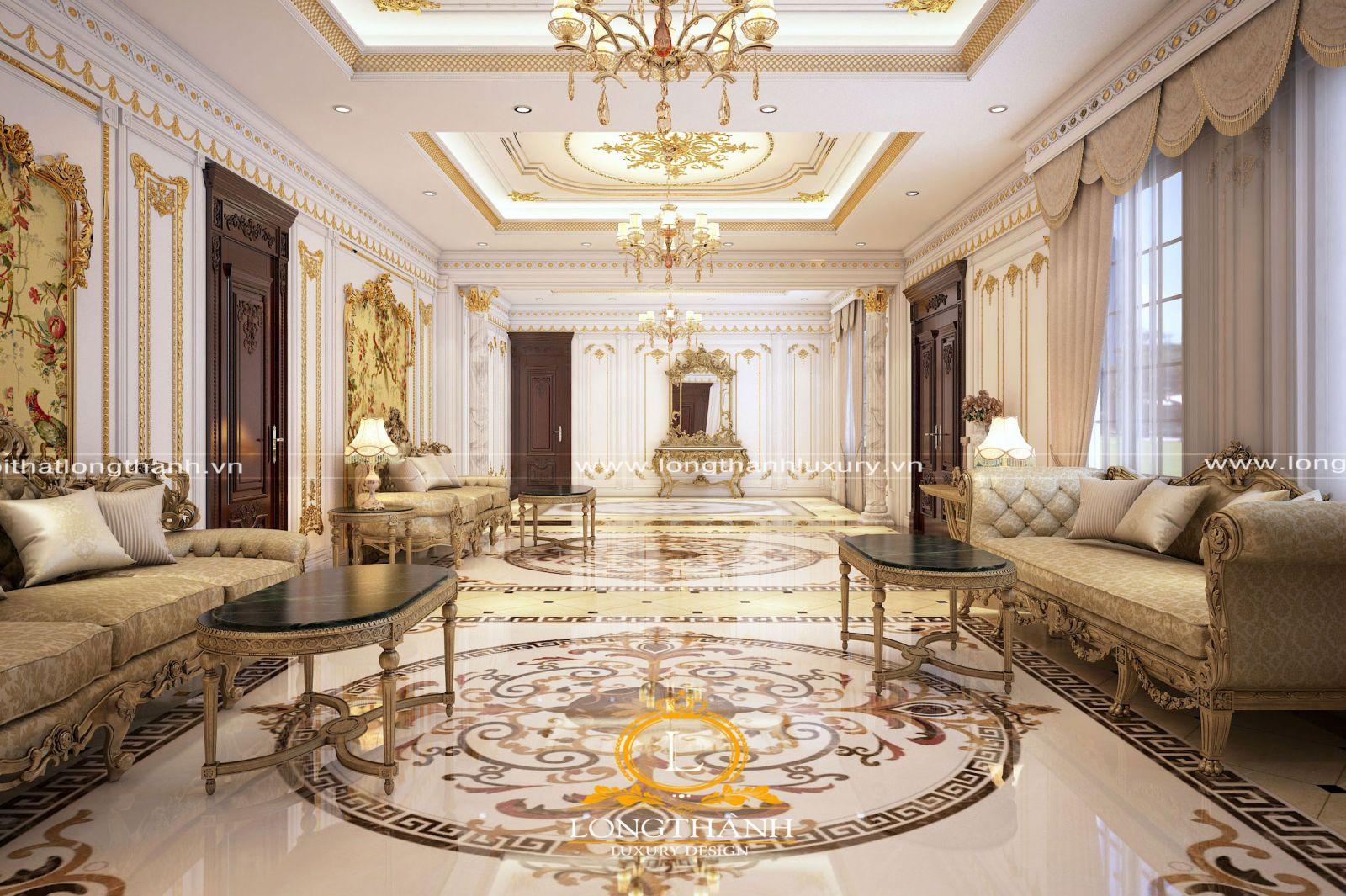 Khách sạn với phong cách tân cổ điển Châu Âu