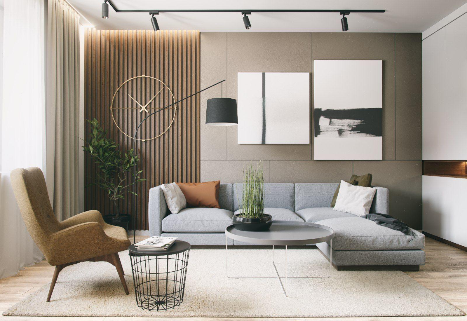 phong cách thiết kế nội thất tối giản trở thành xu hướng trong những năm gần đây