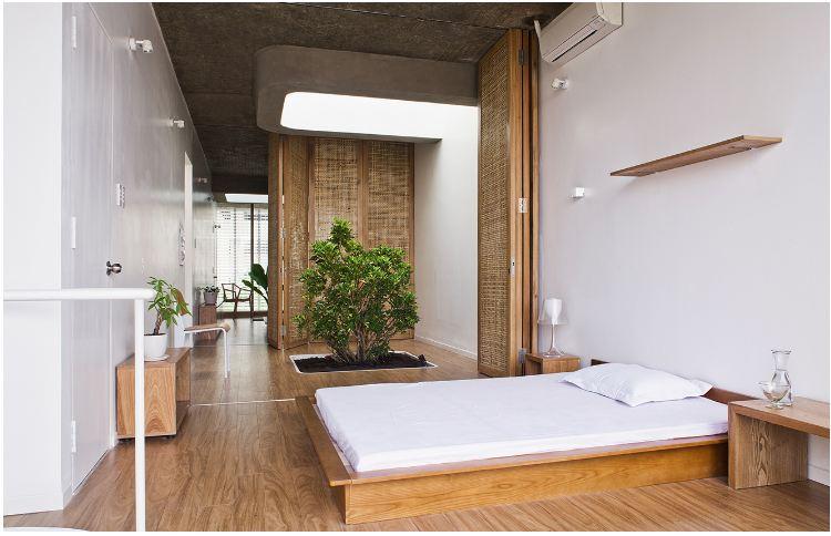 Thiết kế nội thất Zen thiền Nhật Bản với nhiều nết đẹp độc đáo