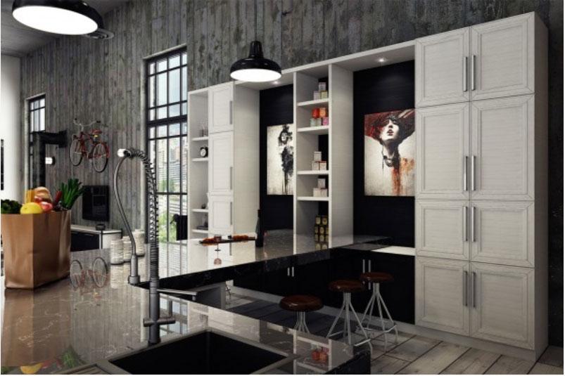 Thiết kế và bố trí nội thất hài hòa