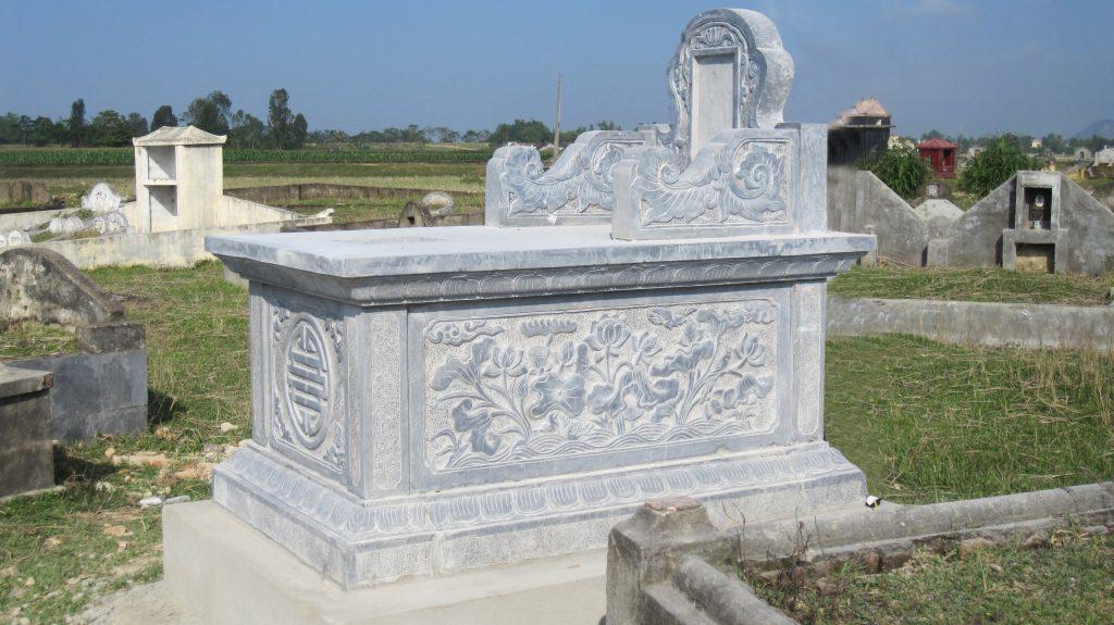 Thước Lỗ Ban được ứng dụng để xây dựng mộ phần chuẩn xác