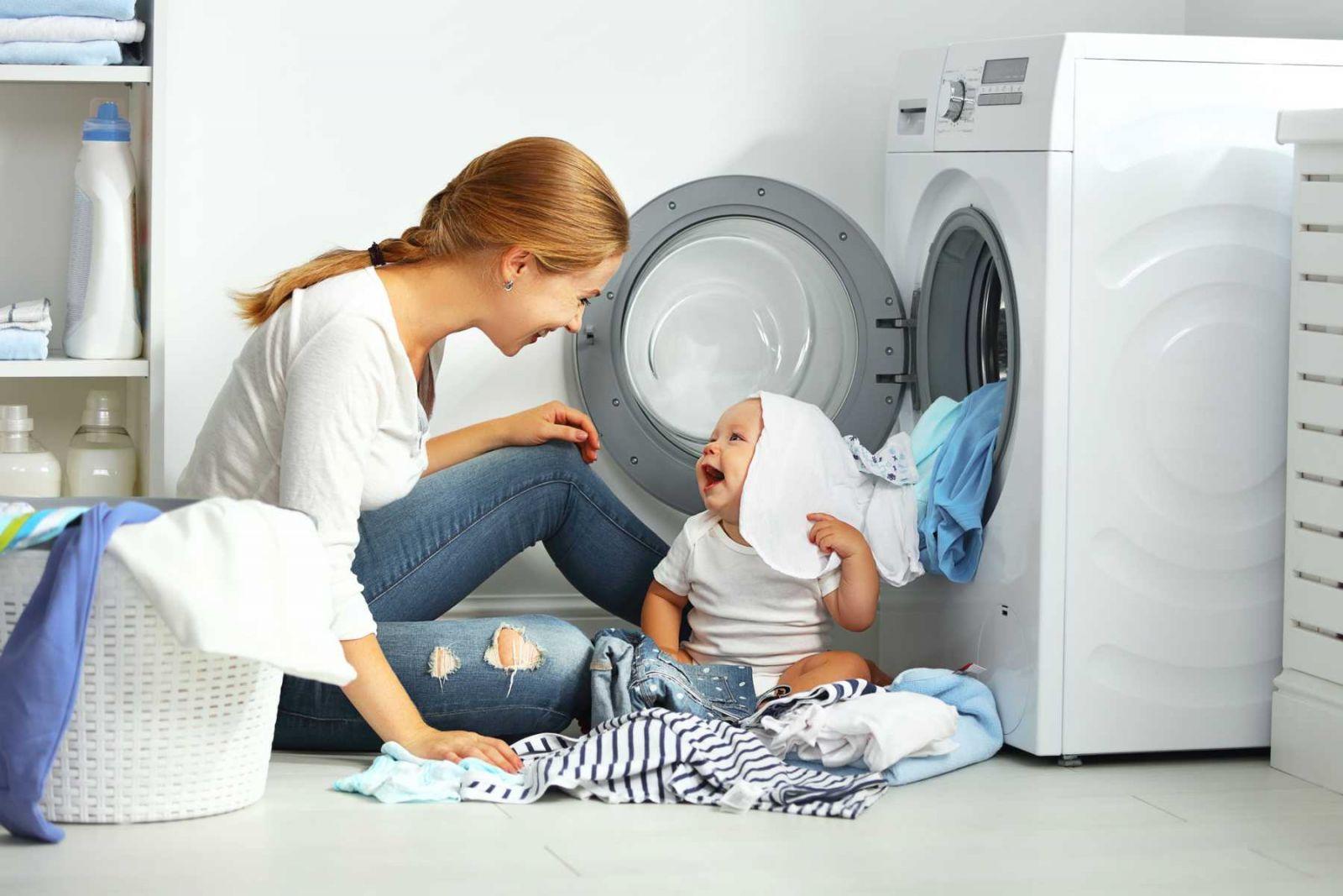 Thường xuyên giặt giũ, khử mùi hôi