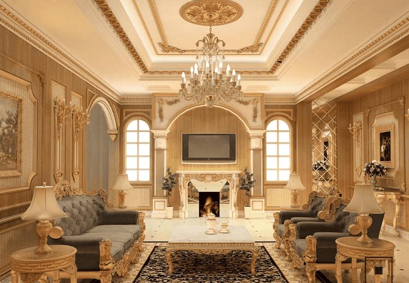 Thiết kế nội thất phong cách cổ điển Châu Âu là thế nào và có gì nổi bật