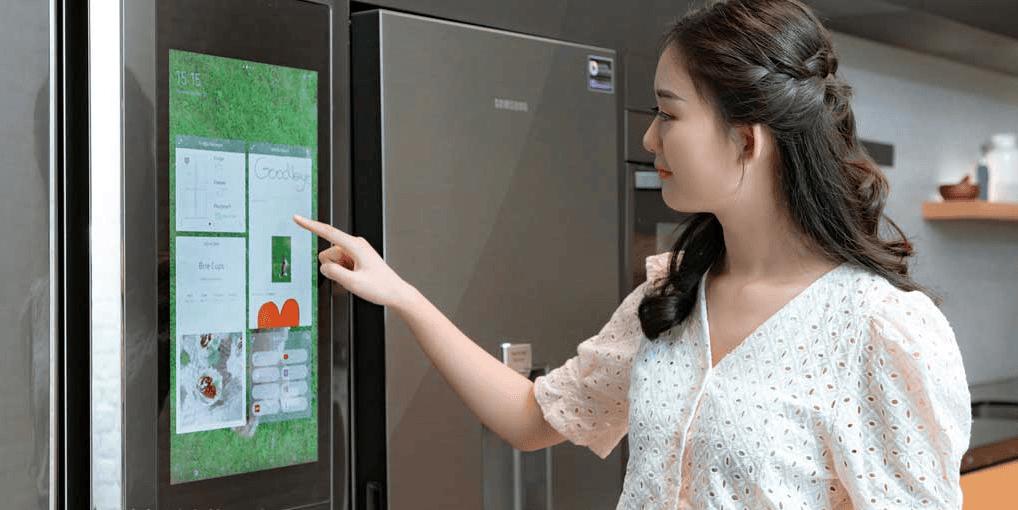 Hãng tủ lạnh Samsung có rất nhiều lợi thế về hệ sinh thái khi phát triển Smarthome