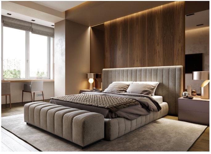 Gỗ Laminate và vách ốp gỗ Laminate có nhiều ưu điểm nổi bật
