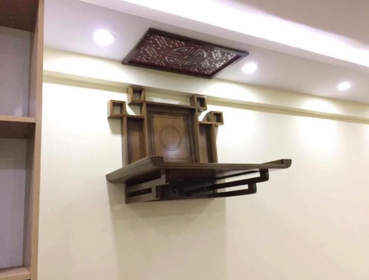 Vị trí đặt bàn thờ tân cổ điển trong không gian nhà chung cư