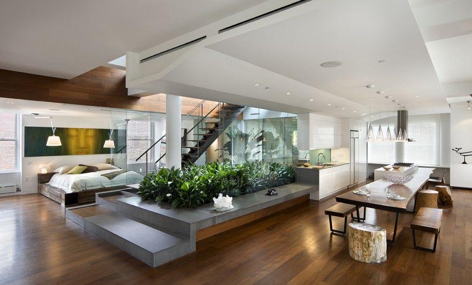 Vị trí tọa là của căn hộ penthouse thường là ở các đô thị và thành phố lớn